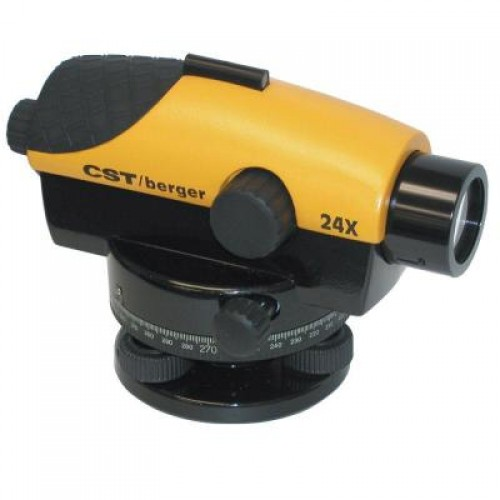 CST/Berger PAL24D Automatic Level with 24x Magnification