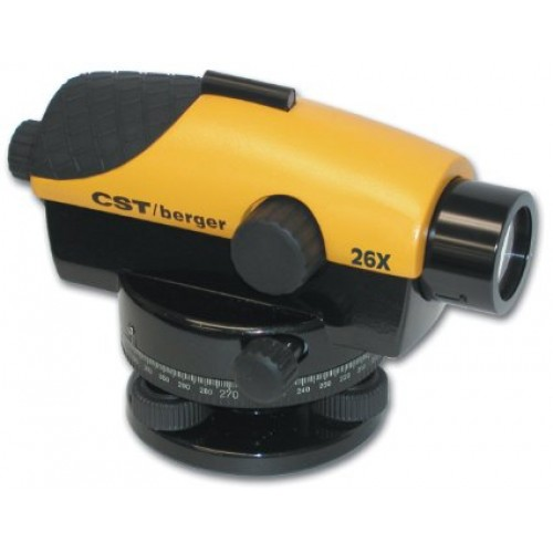 CST/Berger PAL26D Automatic Level with 26x Magnification