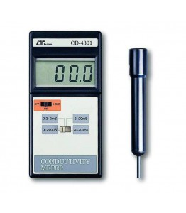 Lutron CD 4301 Conductivity Meter