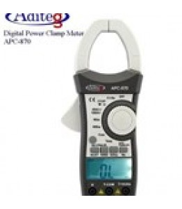 Aditeg APC 870  Power Clamp Meter