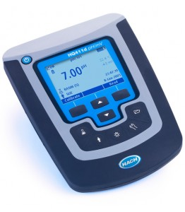 HQ411d Benchtop pH/mV Meter