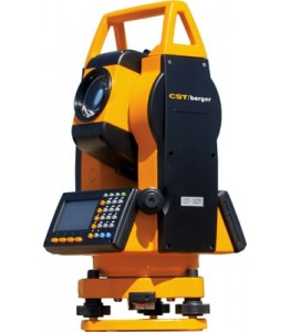CST/berger CST302R Electronic Reflectorless Total Station