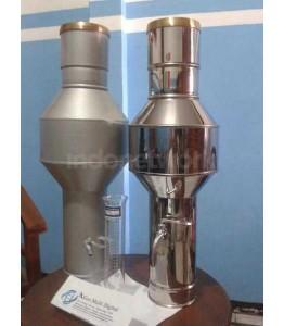 Alat Ukur Curah Hujan Ombrometer  OBS Galvanis atau Stainless